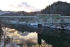 只見線・第二只見川橋梁