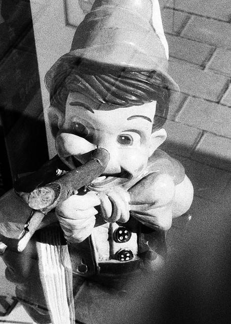 Pinocho - Olympus Pen Ft