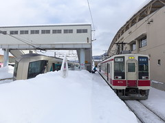 奥会津ほどではないが、多い時には1メートルほど雪が積もるので、気軽に雪国観光できる