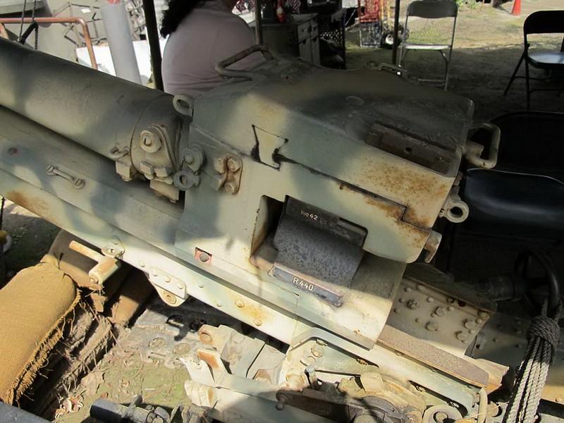 7.5 cm Gebirgsgeschutz 36 Mountain Gun 7