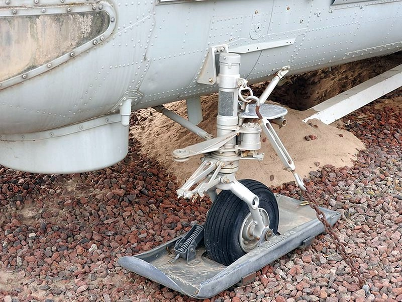 Kaman HH-43B Huskie 3