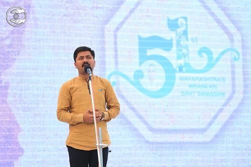 Mahesh Raut from Solapur, expresses his views
