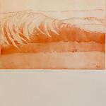 Fuerte Radierung ,50x70