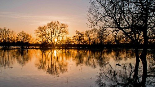 sunset harroldodellcountrypark reflection ngc coth5 npc