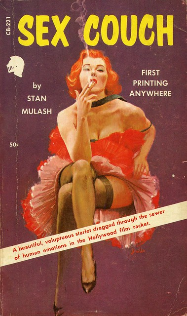 Chariot Books 221 - Stan Mulash - Sex Couch