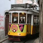 Europa, Portugal, Lisboa (Lissabon), Alfama, Rua das Escolas Gerais