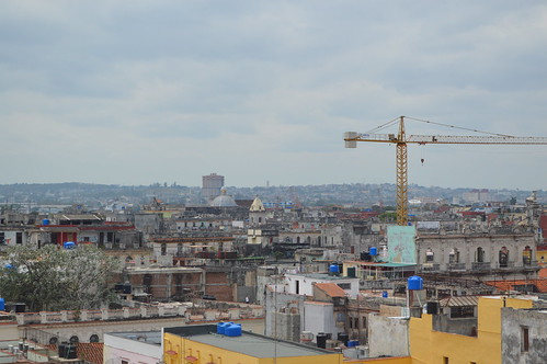 Havana Skyline | by mtoscor
