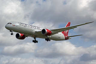 Virgin Atlantic Boeing 787-9 Dreamliner G-VBOW | by Paul's Aircraft and Transport Images