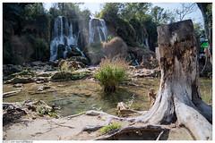 Kravica-waterfalls Bosnia