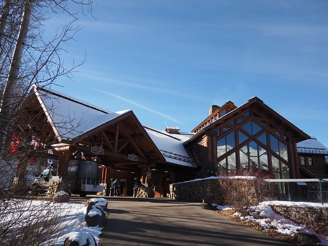 月, 2018-01-15 13:53 - Mountain Lodge