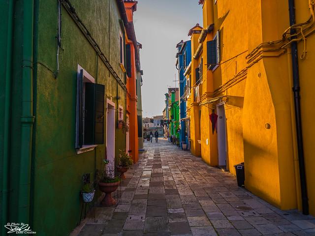 Case Colorate di Burano - Paesaggi - Dino Cristino (59)