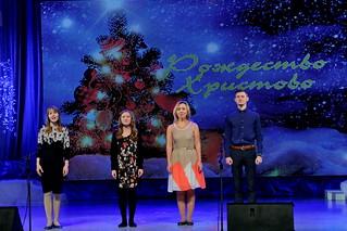 Рождественский концерт 660