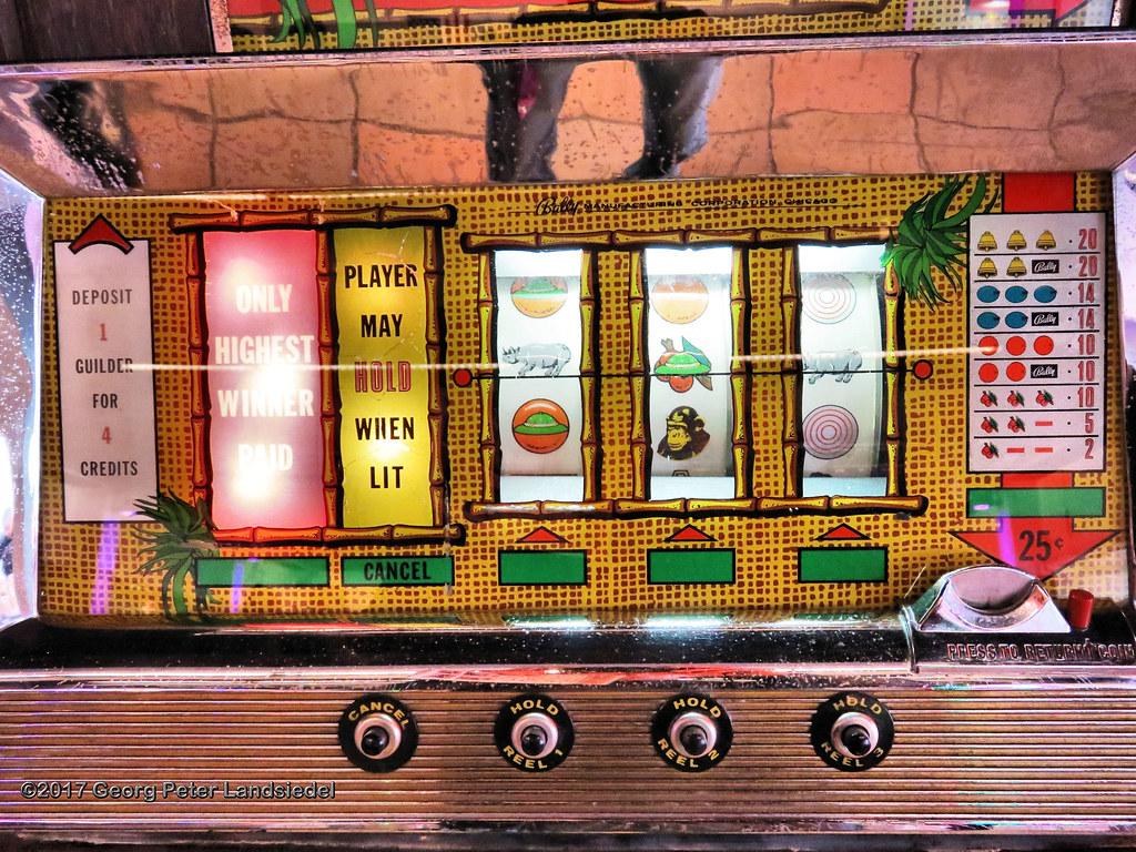 Bally Slot Machine 'Safari'