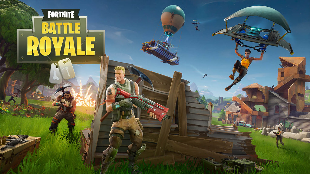 Fortnite Battle Royale Android Games