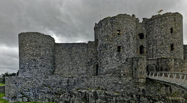 Harlech Castle - 1