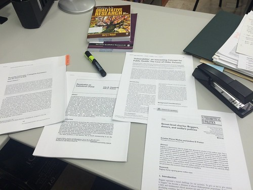 Writing a literature review assignment (and for instructors
