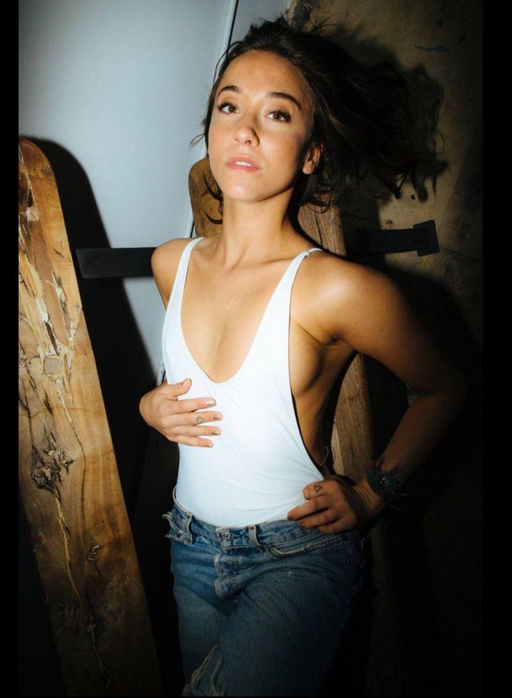 Stella Maeve modeling