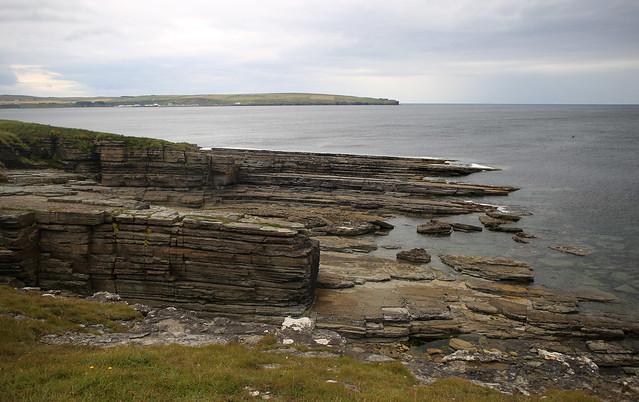 The coast east of Thurso