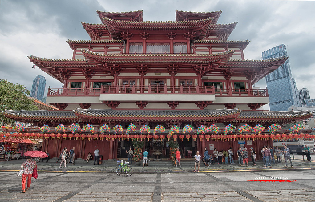 20170209-DSC_3447-E | Buddha tooth Relic Temple, Singapore | aavee77 | Flickr