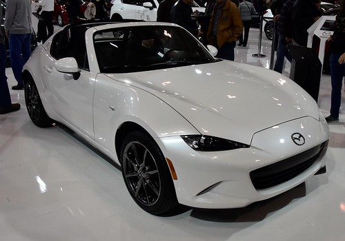 2019 Mazda MX-5 Miata Photo