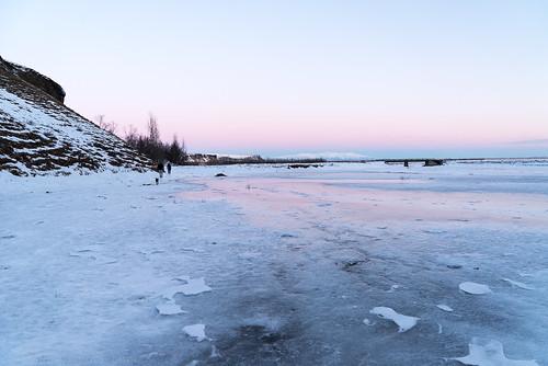 01012018 2018 iceland january january2018 kirkjubæjarklaustur newyearsday newyear´sday skaftárhreppur stjórnarfoss nýársdagur stjórn