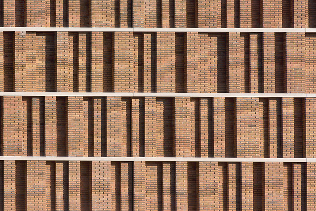 Rhythm of bricks