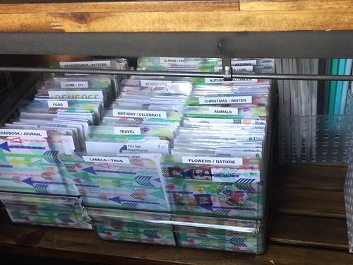Stamp organization | by thepapergoddess