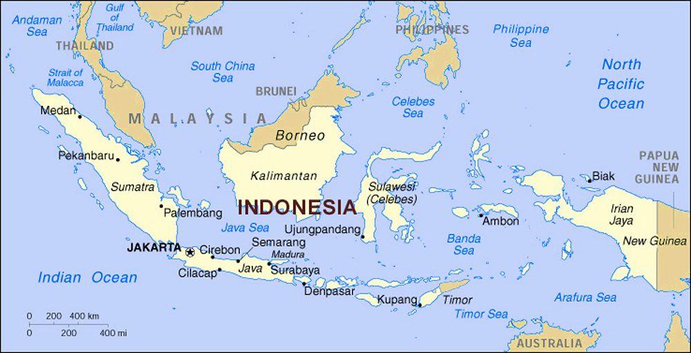 Problematica connazionali in Indonesia