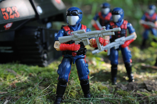 Cobra Infantry | by scarrviper