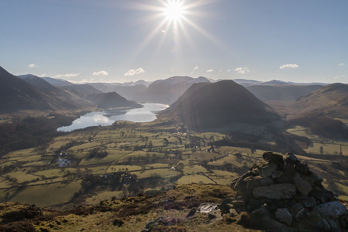Classic Low Fell View over Crummock Water | by johnkaysleftleg
