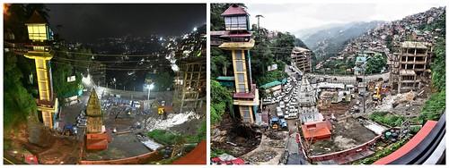 boblyp india shimla himachalpradesh hotelcombermere hotelcombermereview shimlaview himalayas himalayanfoothills