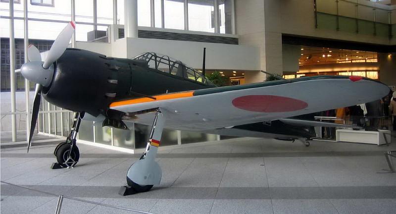 A6M5 Zero 4