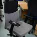 Exec ex demo fabric chair E150