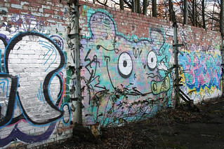 Shiregreen/Ecclesfield graffiti-3 | by Ayshea Siddall