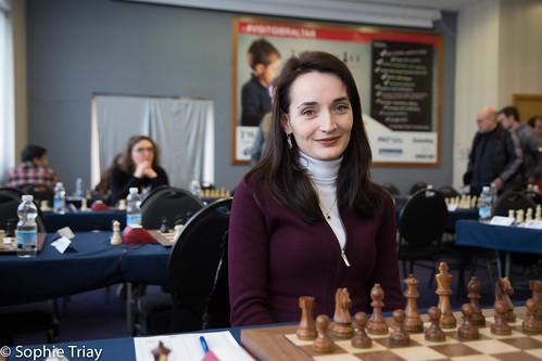 Kateryna Lagno   Tradewise Chess Festival 2018 Masters ...
