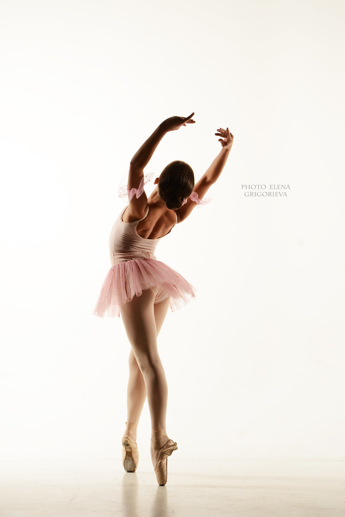 Ballerina In Life As In Art The Beautiful Moves In Cu Flickr