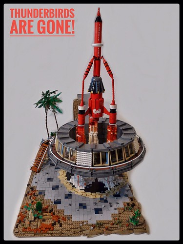 Thunderbird 3. Launch....