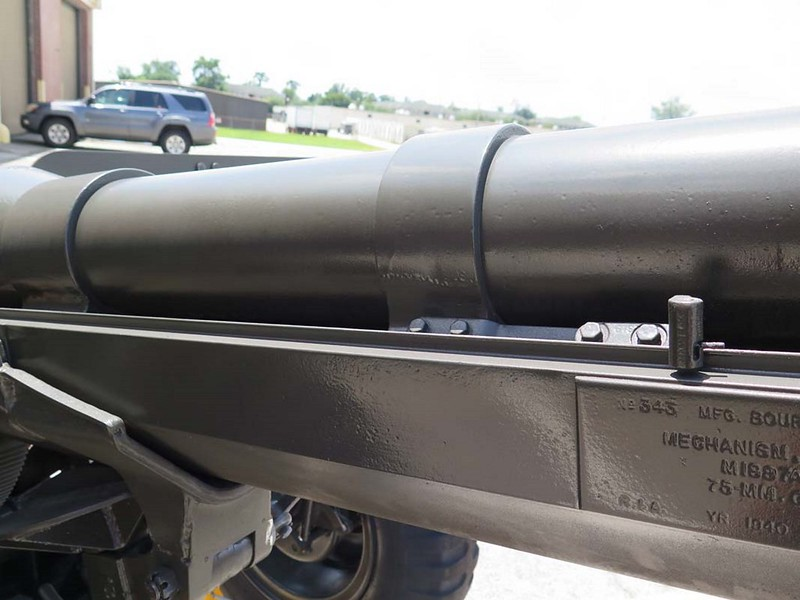 US 3'' M1897A2 Field Gun 6