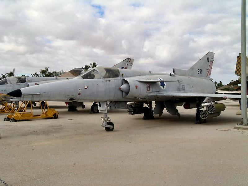 KFIR C-2 DE 2