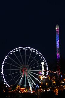 Big Wheel Winter Wonderland London | by blondgarden