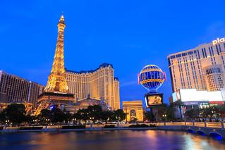 Eiffelturm in Las Vegas | by LarsGerritS