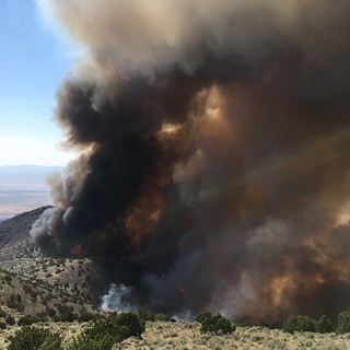 limerick-fire-that-started-july-3-2017-15-miles-northeast-of-lovelock-nevada_35653622051_o | by Nevada Fire Info