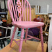 Painted kitchen chair E20 15 in stock