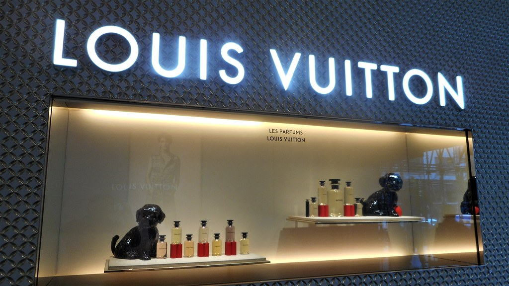 7e790f7ff43 ... Louis Vuitton fine fragrances at Nordstrom downtown Seattle, WA   by  PatricksMercy