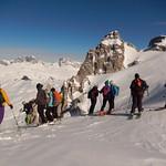 Skitour mit Stammsektion Rätschenhorn 04.03.2018