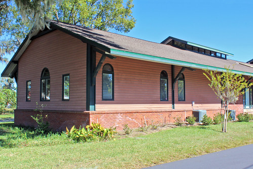 architecture railroadstation railwaystation officebuilding inverness florida