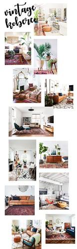 interior_living room_vintage koberec | by Rebeka Wechsler