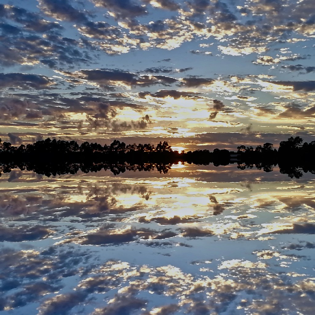 Reflection the illusion