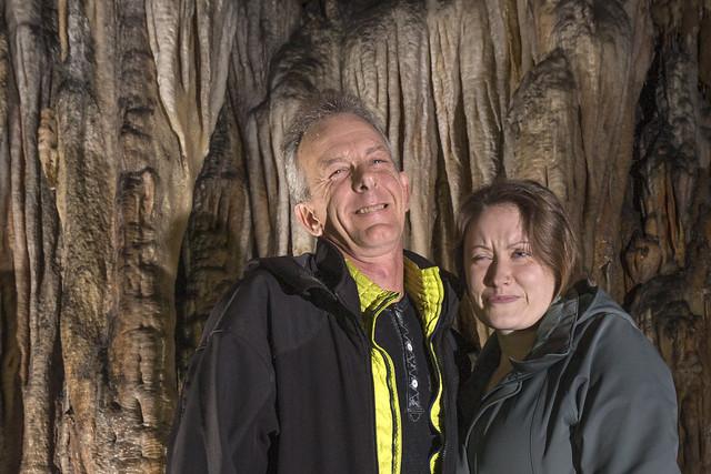 Fenn Spencer, Cherith Dawn Herdt, Cherokee Caverns, Knox County, Tennessee 2