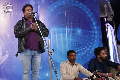 Devotional song by Ajay Kumar from Delhi